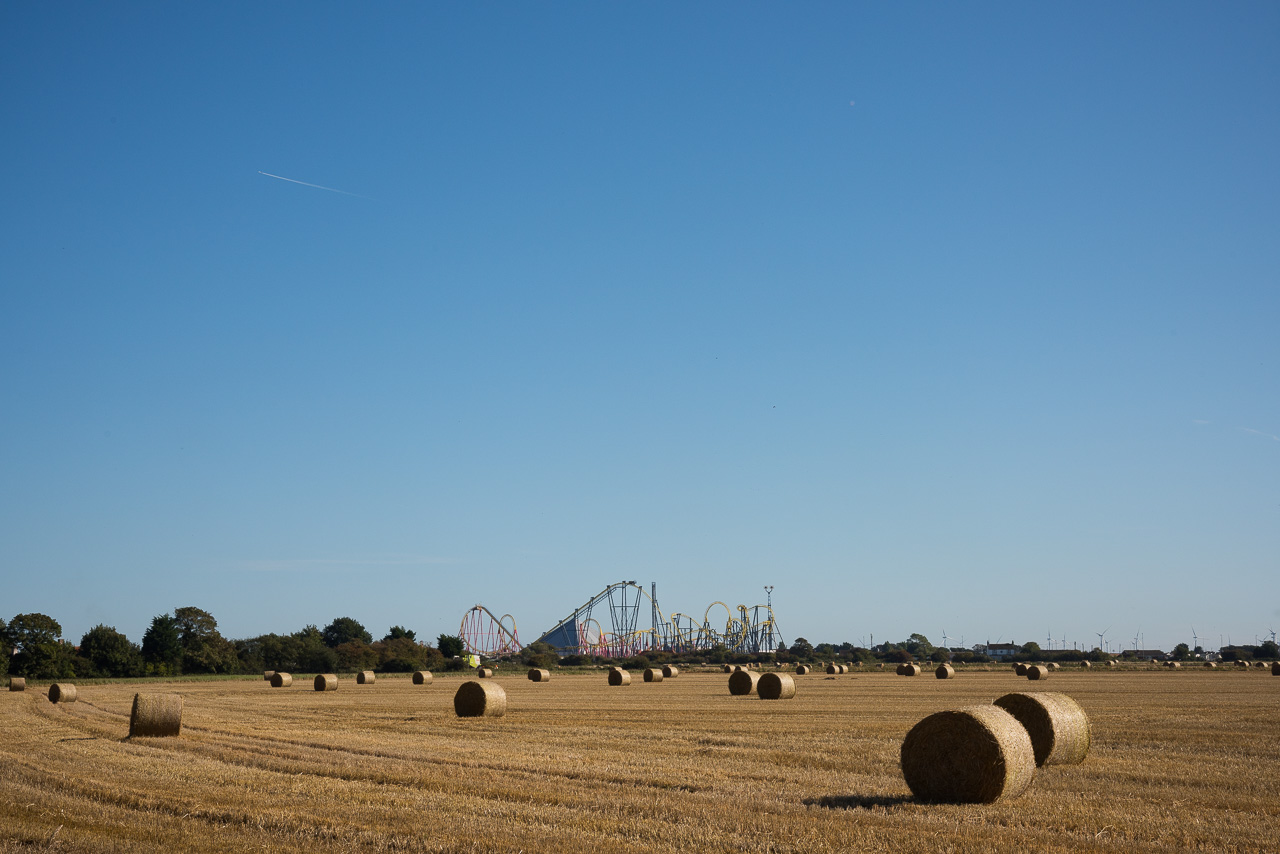 Farmland and amusements